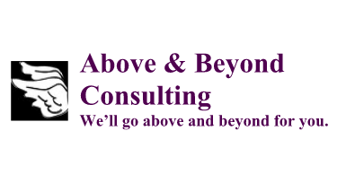 Above & Beyond Consulting - We'll go above and beyond for you.